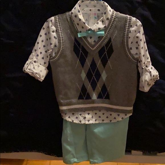 healthtex Other - 4 piece sweater vest set